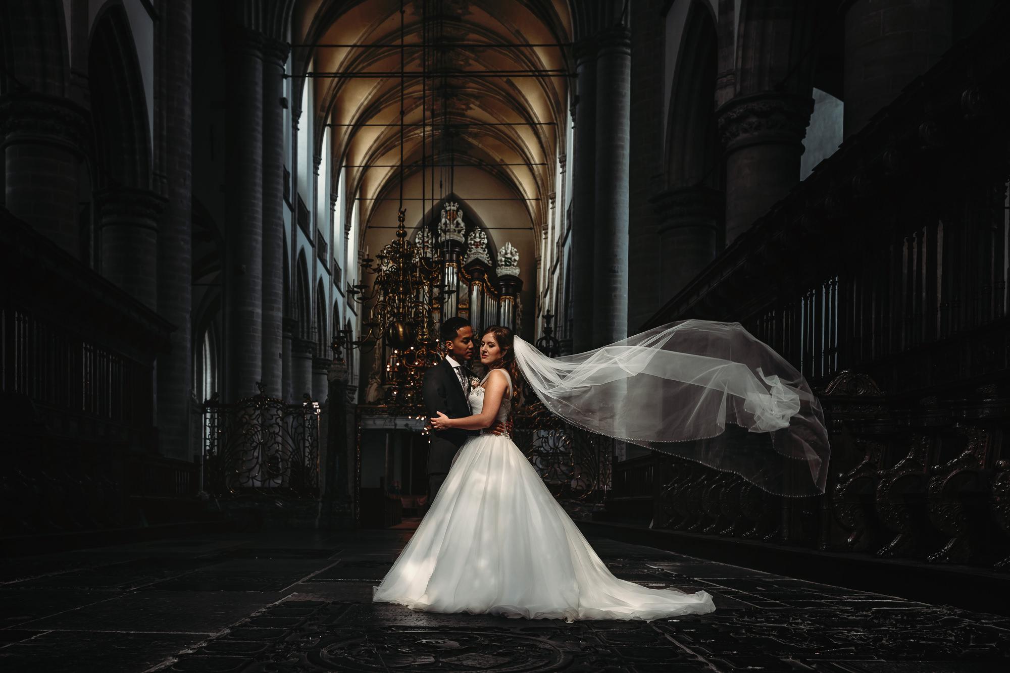 trouwen grote kerk dordrecht