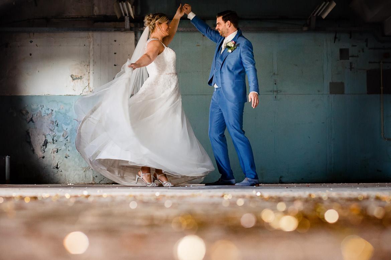ritmeester fabriek trouwen bruiloft