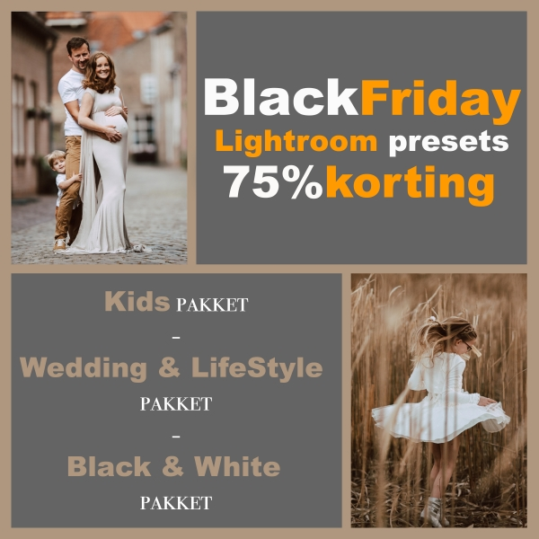 banner voor Black Friday